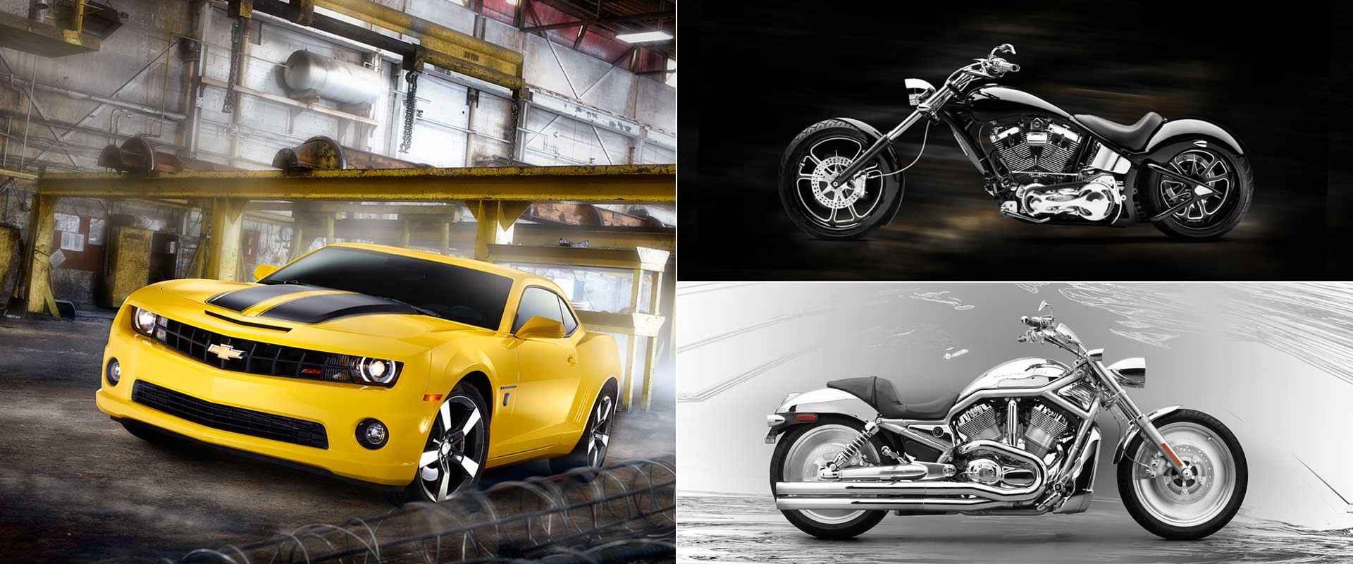 Professional Car & Motorcycle Photography by BP imaging